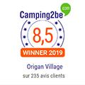 Origan Campingplatz Camping2be