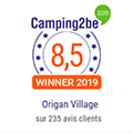 Origan campsite Camping2be