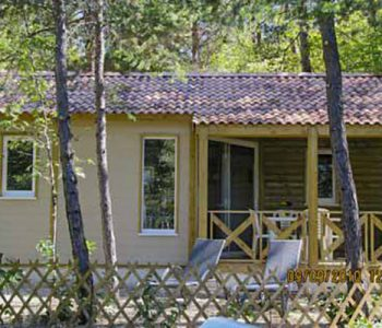 location chalet vip camping cote d azur