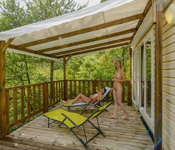 location cottage suite provence camping origan