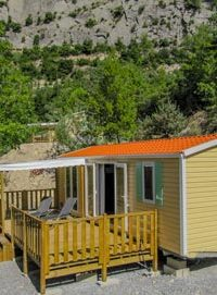 camping location cottage provence