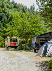 campng location emplacement provence